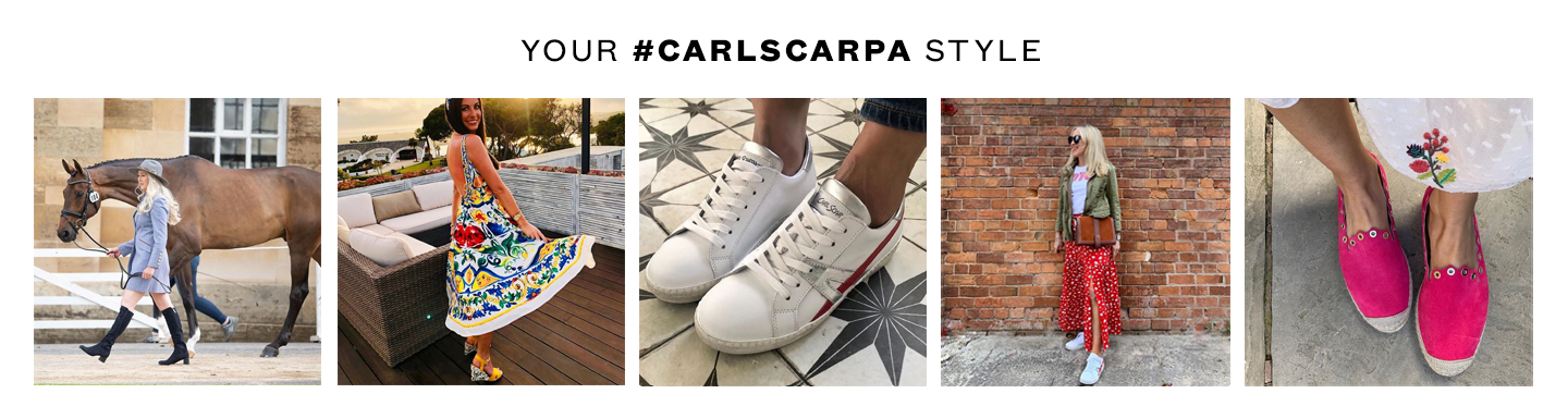 Your #CarlScarpa Style