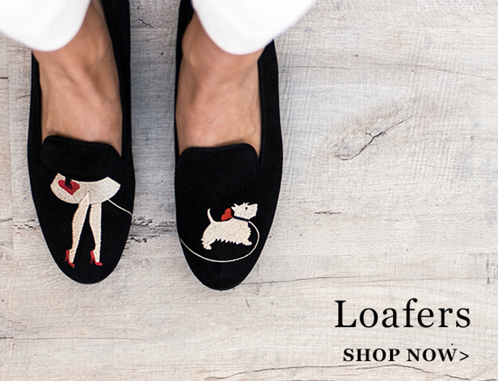 Carl Scarpa Loafers