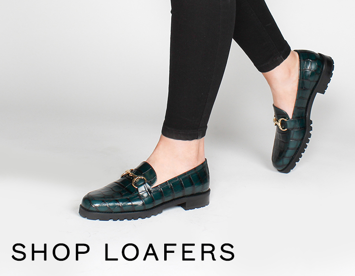 SALE LOAFERS