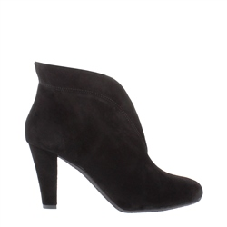 Carl Scarpa Belladona Black High Heel Ankle Boots