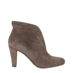 Carl Scarpa Belladona Taupe High Heel Ankle Boots
