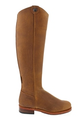 Carl Scarpa Sasha Tan Leather Boot