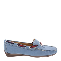 Carl Scarpa Indigo Slip-On Tassel Loafers - Faris