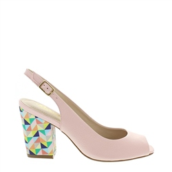 Carl Scarpa Primo Rose Court Shoes