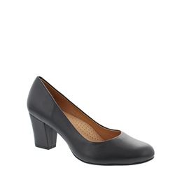 Yvonne Navy Court Shoes