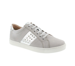 Carl Scarpa Alaina Grey Leisure Shoes