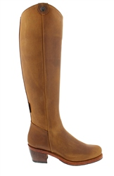 Carl Scarpa Savanna Tan Leather Boots