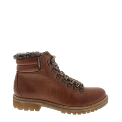 Carl Scarpa Pedrina Brandy Winter Boots