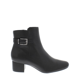 Carl Scarpa Ashley Black Ankle Boots