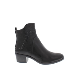 Carl Scarpa Juliet Black Ankle Boots