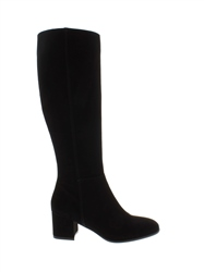 acaa7e61ac9 Carl Scarpa Tereza Black Suede Boots · Loren Brown Leather Knee High Boots