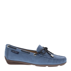 4791c1f04f4 Carl Scarpa Havana Indigo Loafers