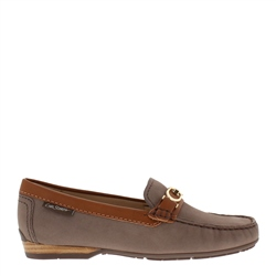 Carl Scarpa Hazelle Taupe Loafers