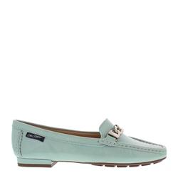 5ab2d3cc89b Carl Scarpa Heidi Blue Loafers