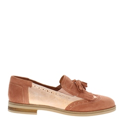 Carl Scarpa Altamura Rose Loafers