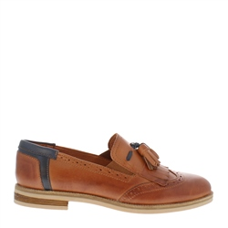 Carl Scarpa Altamura Tan Loafers