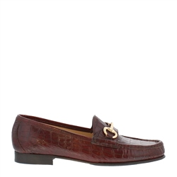 Carl Scarpa Finelle Burgundy Leather Loafers