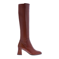Carl Scarpa Jill Tan Leather Boots
