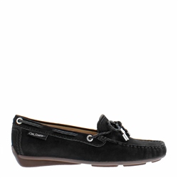 Carl Scarpa Havana Black Loafers