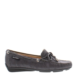 Carl Scarpa Havana Grey Loafers
