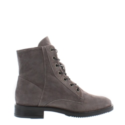 Carl Scarpa Arizona Grey Suede Ankle Boots