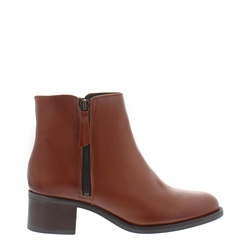 Carl Scarpa Agnes Tan Ankle Boots