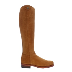 Carl Scarpa Vanessa Whiskey Suede Boots