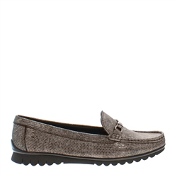 Carl Scarpa Ida Pewter Loafers