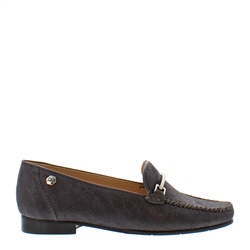 Carl Scarpa Idris Grey Loafers