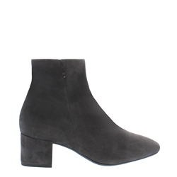 Carl Scarpa Judy Grey Suede Ankle Boots
