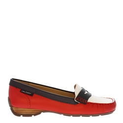 Carl Scarpa Florete Nautical Leather Loafers