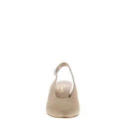 Dolce Beige Court Shoes