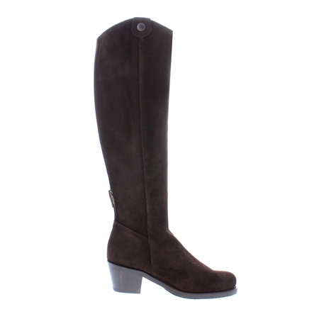 Savanna Brown Suede Boots  - Click to view a larger image