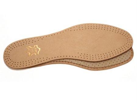 Leather Insole  - Click to view a larger image