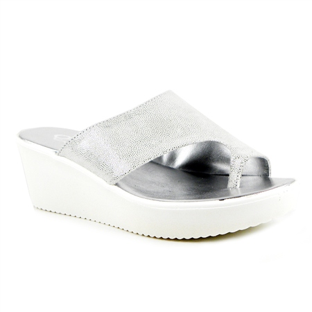 Terra white sandals  - Click to view a larger image
