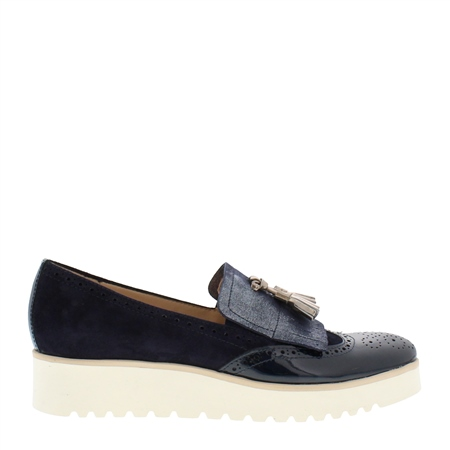 Ornella Verlux Loafers  - Click to view a larger image