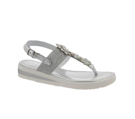 a3f2c5ffdff276 Malia Silver Sandal