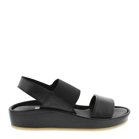 Sheila Black Sandals  - Click to view a larger image
