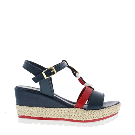 Talma Nautical Sandals  - Click to view a larger image