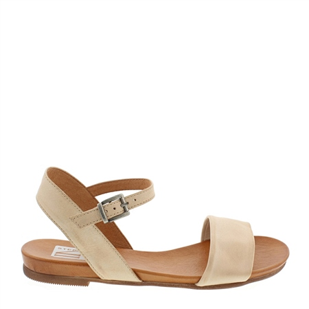 Tianna Beige Sandals  - Click to view a larger image