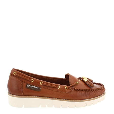 Roxie Brandy Loafers  - Click to view a larger image