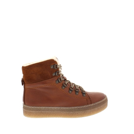 Percia Brandy Ankle Boots  - Click to view a larger image