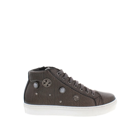 Harley Pewter Leisure Shoes  - Click to view a larger image