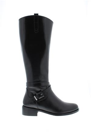 3d499f5bda72 Kaelyn Black Leather Boots