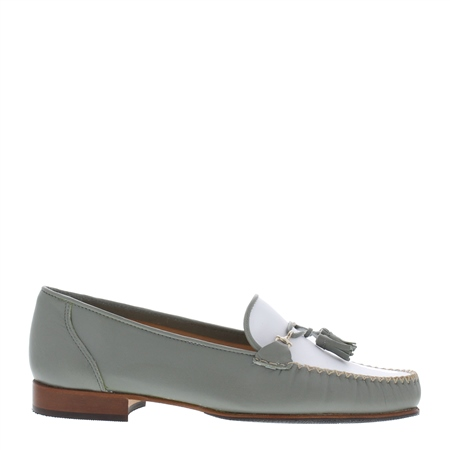 Frida Mint Loafers  - Click to view a larger image