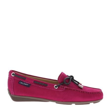 Havana Fuchsia Loafers  - Click to view a larger image