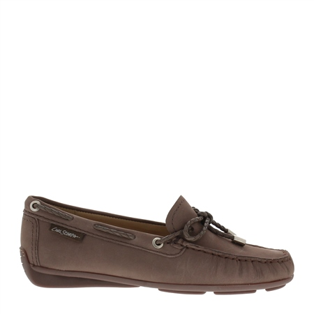 Havana Taupe Loafers  - Click to view a larger image