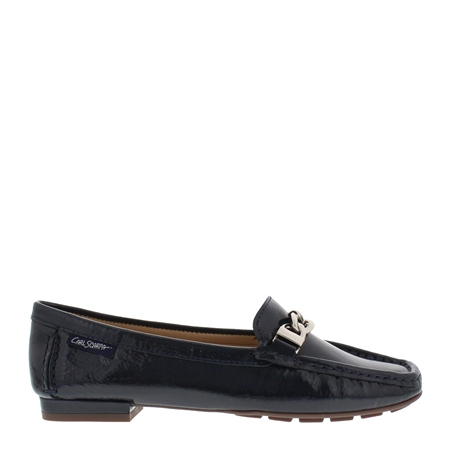 Heidi Navy Loafers  - Click to view a larger image