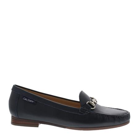 Herlinda Navy Loafers