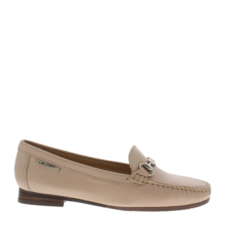 Herlinda Nude Loafers  - Click to view a larger image